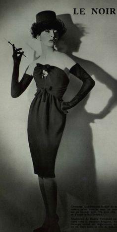 1958 Hubert de Givenchy dress