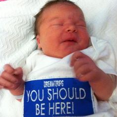 Please welcome the newest addition to WorldVentures! Congratulation's to the Hobgood family on their precious baby girl! #YouShouldBeHere #WorldVentures