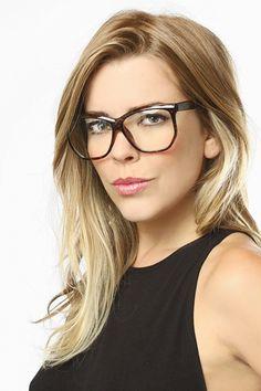 a3fc2b63c0  Scout  Angled Frame Clear Wayfarer Glasses - Gloss Black - 5633-1  Eyeglasses