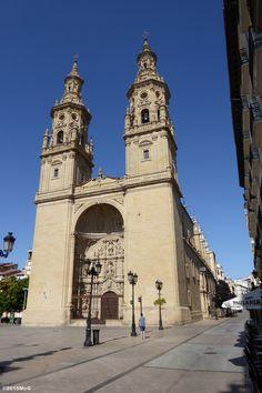 Church Logrono #Camino 2015 july McG