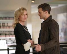 Christian Grey and Elena Lincoln :: Fifty Shades Darker still #JamieDornan