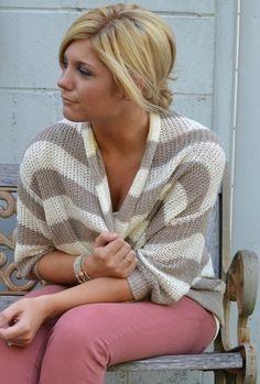 Cozy Cabin Sweater