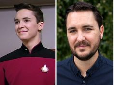 """Will Wheaton played Wesley Crusher on """"Star Trek: The Next Generation"""""""