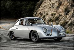 1956 Porsche 356 Outlaw Maintenance/restoration of old/vintage vehicles: the material for new cogs/casters/gears/pads could be cast polyamide which I (Cast polyamide) can produce. My contact: tatjana.alic@windowslive.com