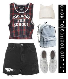 """Back to school"" by aleyna02-1 on Polyvore"