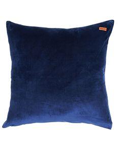 Denim Velvet Euro Pillowcase || Kip Euro, Bliss, Pillow Cases, Bedding, Palette, Cushions, Velvet, Throw Pillows, Denim