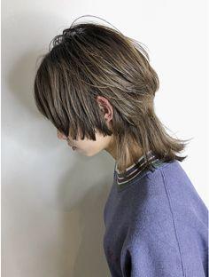 Shot Hair Styles, Long Hair Styles, Cut My Hair, Hair Cuts, Hair Inspo, Hair Inspiration, Hairstyles With Bangs, Cool Hairstyles, College Hairstyles