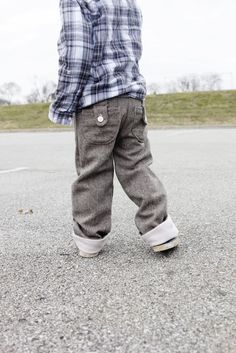 boy pants sewing pattern elastic