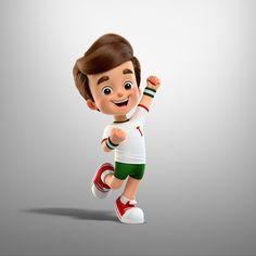 Tirolzinho on Behance - Cartoon Baby Cartoon Drawing, Cute Cartoon Boy, Cute Cartoon Pictures, Cartoon Photo, Cute Love Cartoons, Cartoon Kids, Cartoon Drawings, Cartoon Art, Cartoon Wallpaper Hd