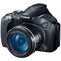 """14 Ways to """"Wow!"""" with the Canon PowerShot SX40 HS Camera"""