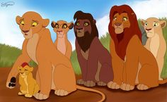 Explore the Lion Guard collection - the favourite images chosen by Through-the-movies on DeviantArt. Kiara Lion King, Lion King 3, Lion King Fan Art, Disney Lion King, Disney Cartoon Characters, Disney And Dreamworks, Disney Pixar, Lion King Images, Lion King Pictures