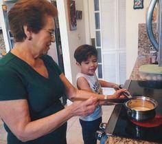 Cooking with Abuelita: Cajeta
