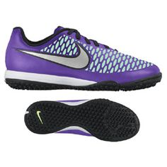 Nike Youth  Magista Onda Turf Soccer Shoes (Hyper Grape)
