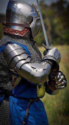 Medieval Knight 8 by Georgina-Gibson.deviantart.com on @deviantART