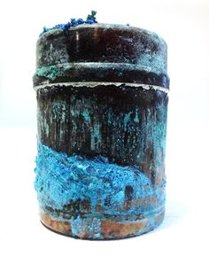 Untitled Canisters - Annie Jones
