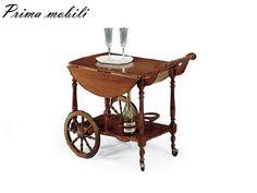 Итальянский сервировочный столик 715 Scappini купить в Москве в Prima mobili