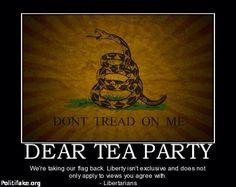 Don't Tea Party Me