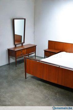 Complete slaapkamer Louis van Teeffelen voor Webe
