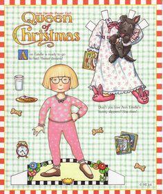 Queen of Christmas - DollsDoOldDays - Álbumes web de Picasa