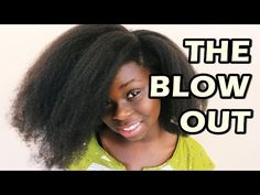DiscoveringNatural: Blow Out on Type 4 Natural Hair