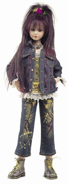 Jan Mclean 2002 Desiree doll