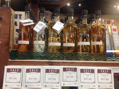 On Sale Now! Gluten free, all natural, lower calorie infused vodkas now at Goody Goody Liquors! Try INFUSE today!