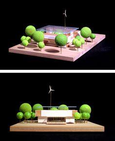 Elements Workshop - Phalempin Forest House - France - Model 2