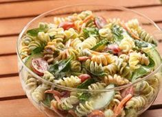 This Delicious Dish: Pita Jungle Pasta Salad