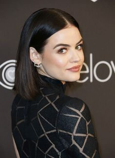 Lucy Hale at the 18th Annual Post-Golden Globes Party hosted by Warner Bros. Pictures and InStyle - January 8, 2017