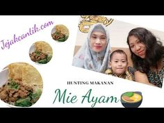 Review #Mie Ayam #Bakmitopia di Block M | Jejakcantik Hunting Food - YouTube Pi A, Place Cards, Hunting, Place Card Holders, Youtube, Instagram, Food, Meal, Eten