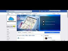 How to verify your Facebook Business Page Seo Marketing, Online Marketing, Facebook Business, Business Pages, Verify
