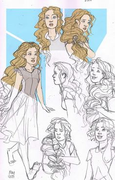Cress (looks more like river song.It's the only reason I pinned this :))