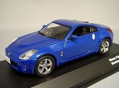 J-Collection DJC 1/43 ニッサン フェアレディZ 2007 (モンテレーブルー) 京商 http://www.amazon.co.jp/dp/B002YYXI5E/ref=cm_sw_r_pi_dp_16Iwub06YZ9RT