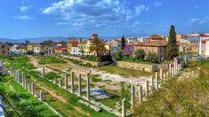 obiective turistice atena agora