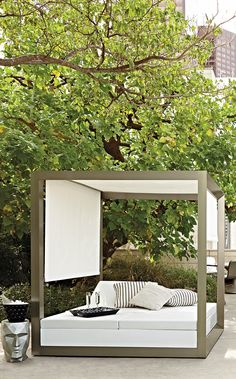 Sleek And Stylish Strong Confident The Ari Is Like Lambourghini Of Daybeds Find This Pin More On Modern Outdoor Living