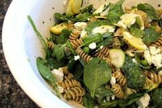 Side Dishes: Light & Healthy Pasta Salad Add artichoke and olives Pasta Recipes For Kids, Pasta Dinner Recipes, Pasta Dinners, Pasta Salad Recipes, Healthy Pasta Dishes, Healthy Pasta Salad, Healthy Pastas, Healthy Recipes, Healthy Foods