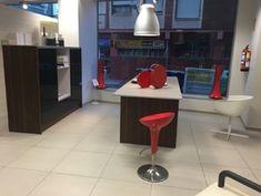 Decor y Reformas Castellon: vivienda - cocina - baño - reforma integral Stool, Furniture, Home Decor, Sound Proofing, Cooking, Interiors, Home, Decoration Home