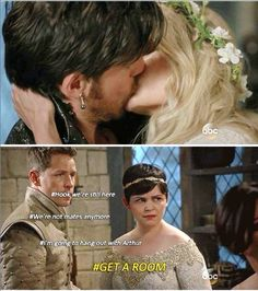 That is wrong Emma kissed killian because her hand was lighting up and she was scared so she wanted to see if her love you Killian would make it go away