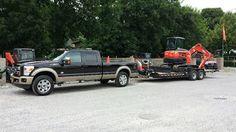 Equipment Trailers, Kubota, Heavy Equipment, Tilt, Antique Cars, Monster Trucks, Vehicles, Vintage Cars, Car