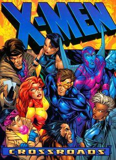 XFactor Marvelgirl/Jean Grey, Cyclops, Archangel, Storm, Wolverine, Psylocke, Gambit, and Jubilee