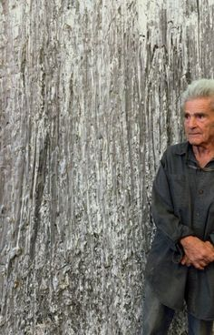 """Larry Poons. """"Choral Fantasy"""" Solo show at Loretta Howard Gallery, Jan 7-Feb 13, 2016."""