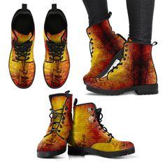 Steampunk VI Boots