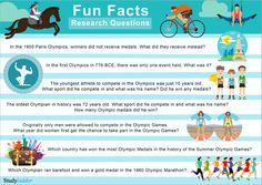 Fun Facts: Research Questions - Click to download.