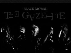 the gazette black moral