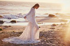 波希米亞的輕柔:Free People 全新婚紗系列