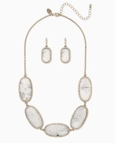 Shop statement necklaces with stone accents for radiant nighttime looks. Find brilliant earrings, cocktail rings, and statement bracelets online. Necklace Set, Pendant Necklace, Minimalist Necklace, Cocktail Rings, Jewelry Accessories, Fashion Jewelry, Stone, My Style, Bracelets