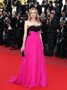 Diane Kruger in Jason Wu - Cannes 2012