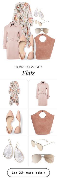 """Untitled #2082"" by social-outcast-16 on Polyvore featuring Erdem, Topshop, Elizabeth and James, Le Specs and Ippolita"