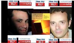 Συνέντευξη του συγγραφέα ΑΓΓΕΛΟΥ ΞΕΝΑΚΗ, στον παραγωγό ΗΛΙΑ ΠΑΠΑΠΟΣΤΟΛΟΥ, (DEE JAY 95.7)