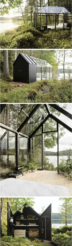 garden shed / solarium / conservatory / home away from home / husband doghouse